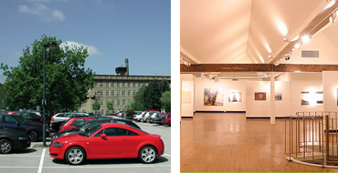 Dean Clough Business and Arts Complex