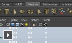 Indie game modeling tools