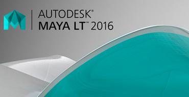 Autodesk Maya LT 2016
