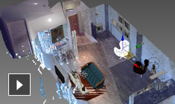 Point cloud support