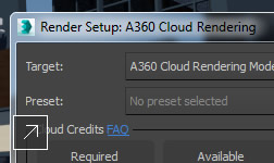 360 rendering support