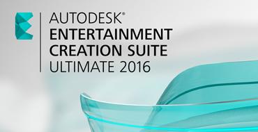 Autodesk Entertainment Creation Suites