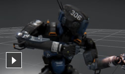 Stingray for game development