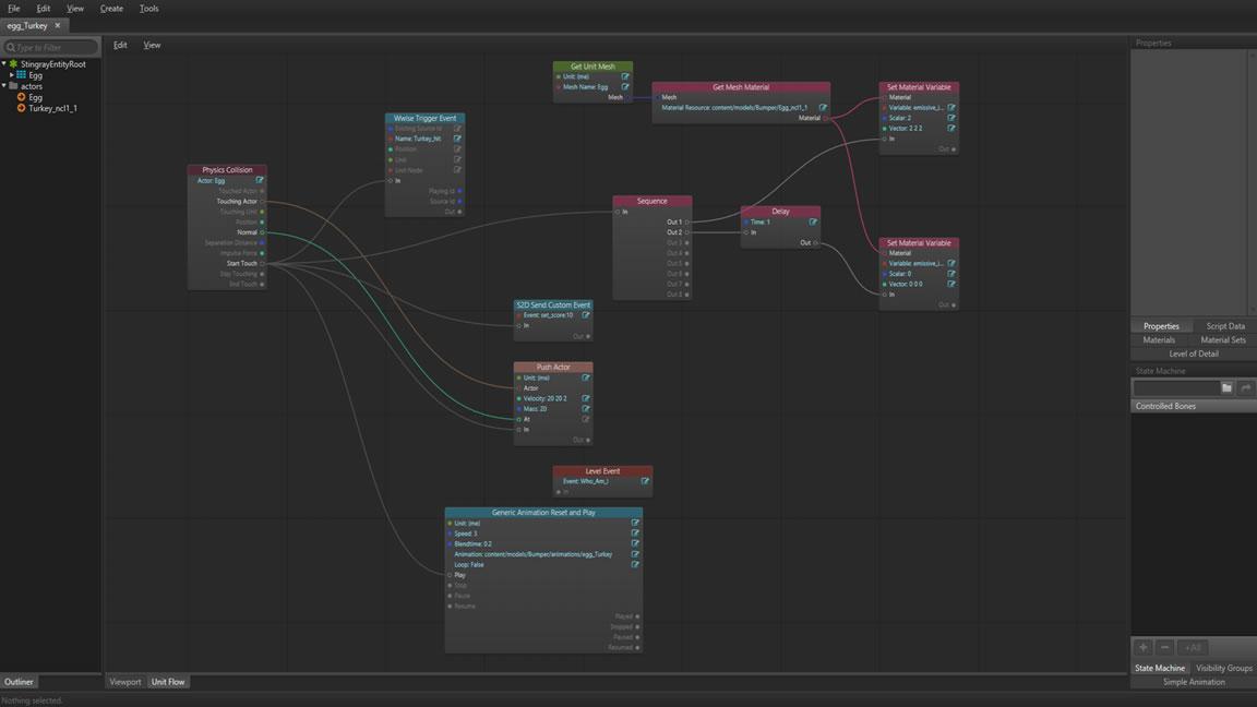 User-friendly scripting tools