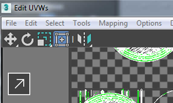 UV mapping (enhanced)